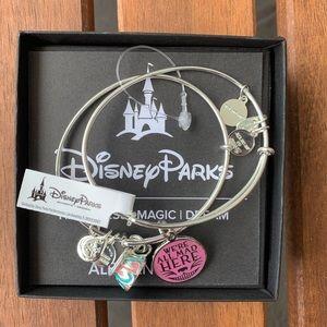 Alex and Ani x Disney Alice in Wonderland Bracelet
